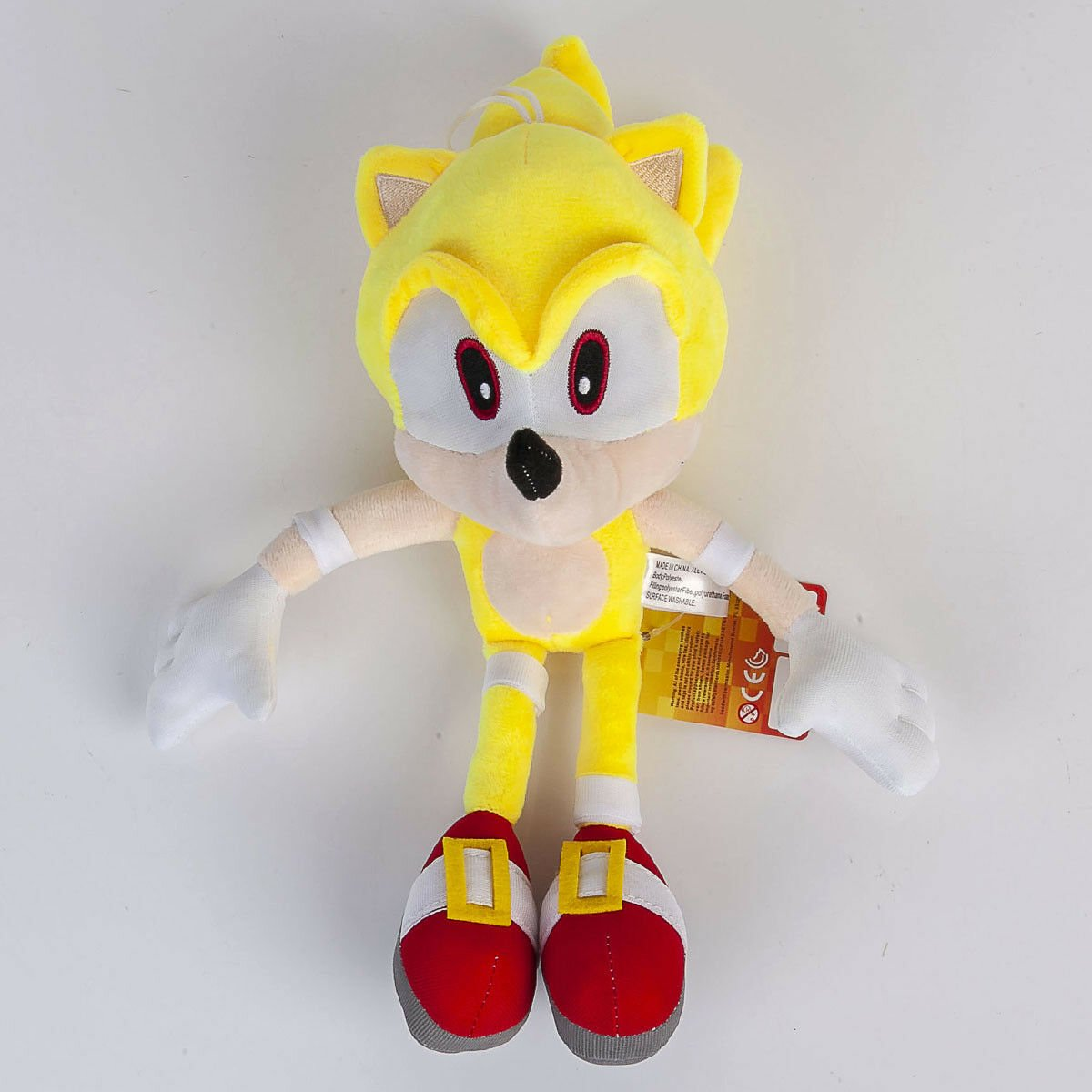 Patmac On Twitter Recently New Bootlegs Based Off The Ge Sonic Plushes Have Started Showing Up First They Faked Werehog And Blaze But Now We Have An Actual Bootleg Super Sonic Plush