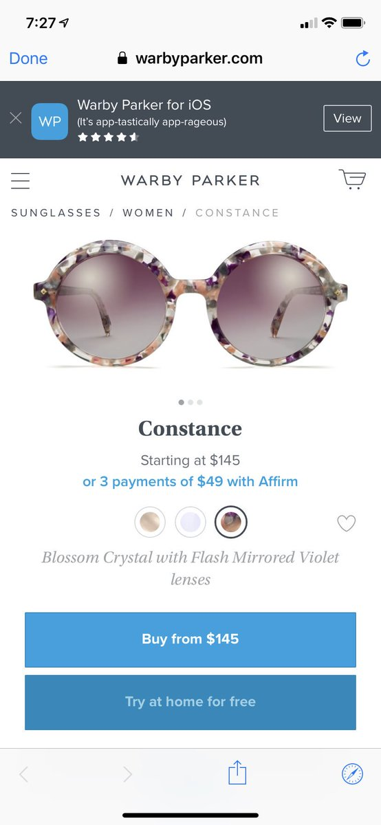 b896180cf427 ... these glasses after me. Also they're currently and I need them (even tho  I love the sunniest I just got, can I get these in prescription clear?