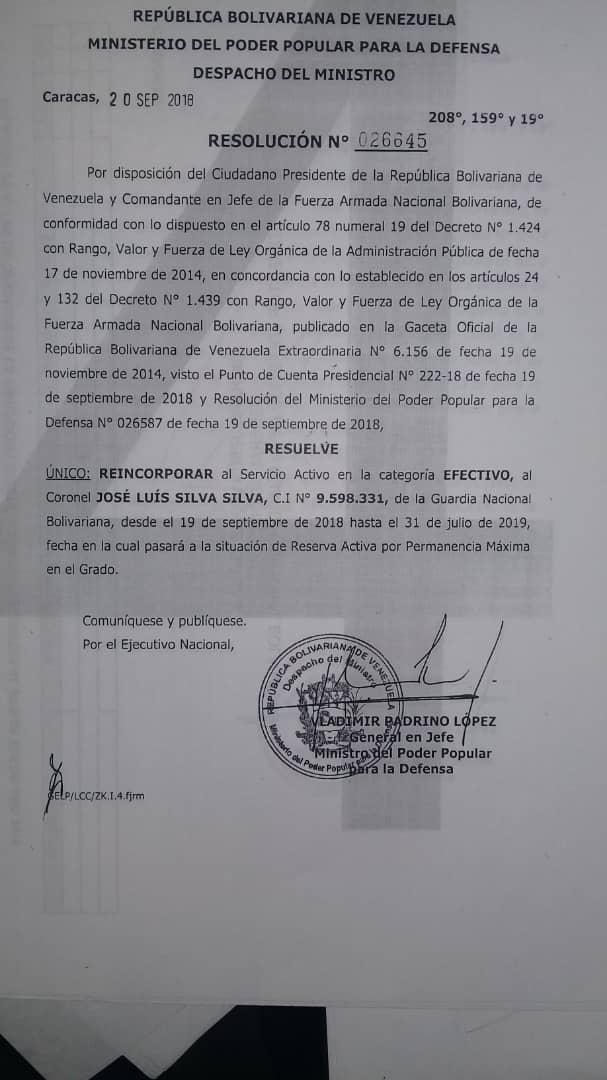 Maduro: Si algo me pasa, ¡retomen el poder y hagan una revolución más radical! - Página 4 Dx4Ya_yX0AATItH