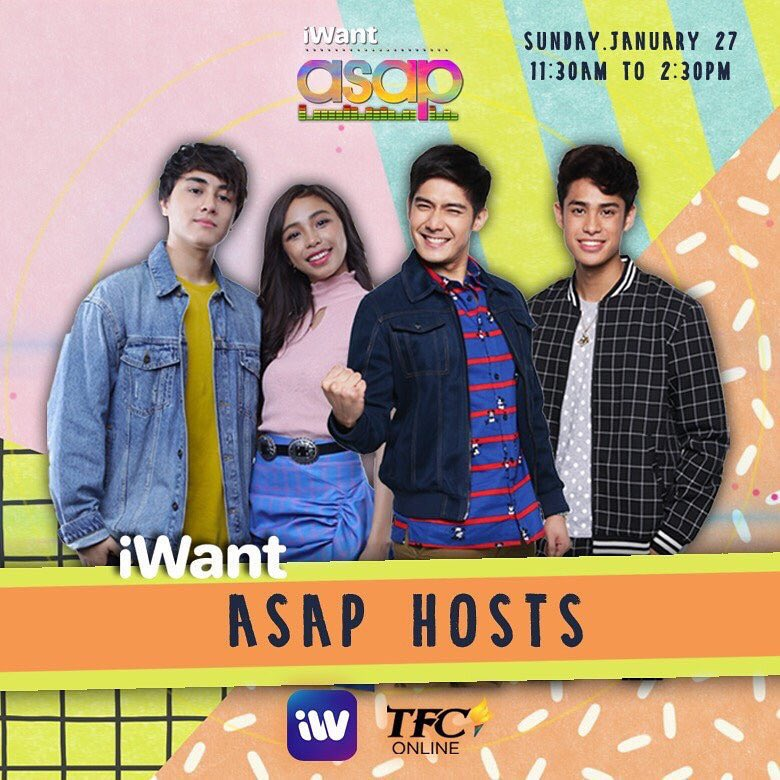 Catch them live later on iWant ASAP(11:30am-2:30am) You can also watch it live for FREE on the iWant app.   #DONNYiWantASAP <br>http://pic.twitter.com/fDpATfT6IK