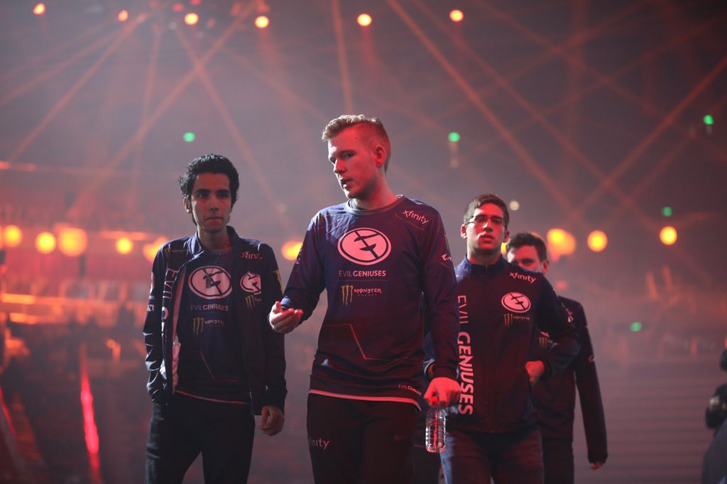 T-minus one hour until game time.  #BleedBlue #CQMajor