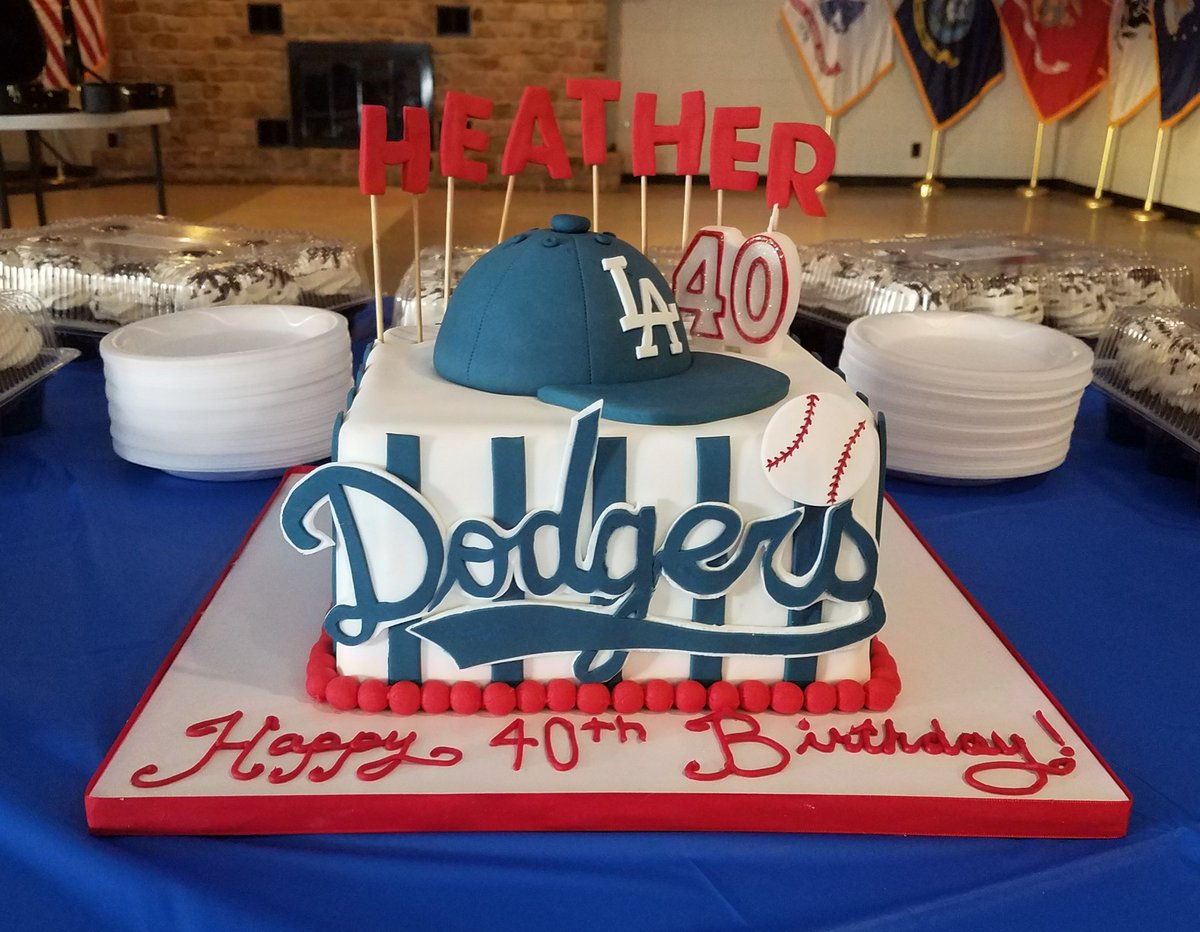 Marvelous Los Angeles Dodgers On Twitter Happy Birthday Heather Funny Birthday Cards Online Fluifree Goldxyz