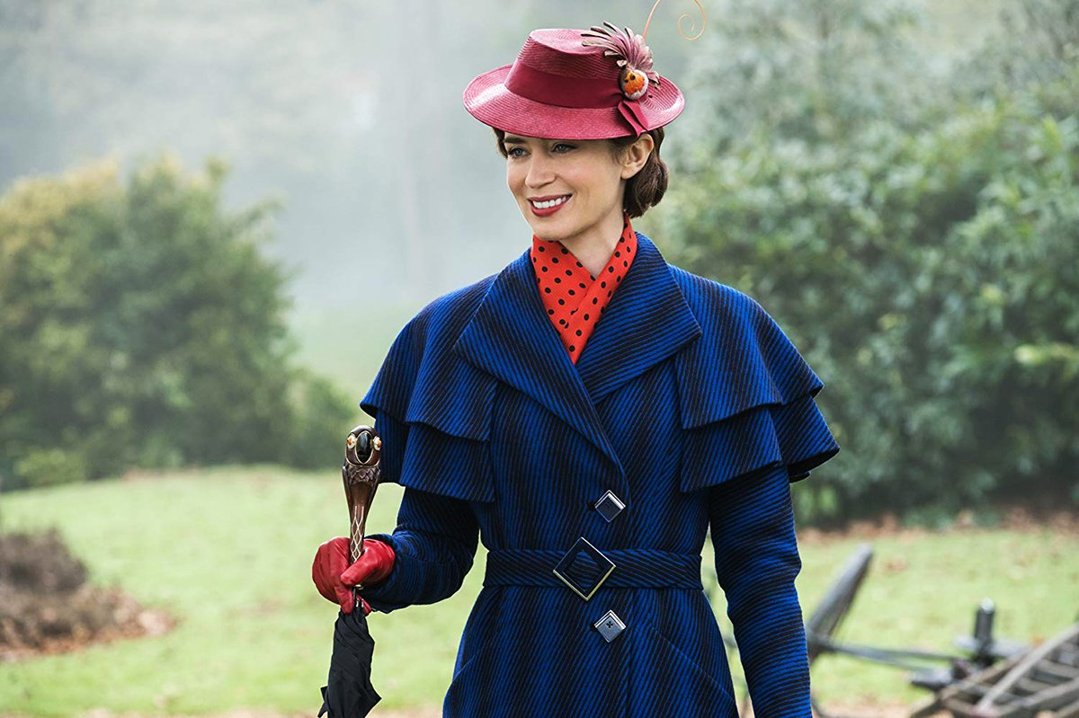 La Leadership di Mary Poppins https://www.cinemaecritica.net/index.php/it/Primo-Piano/2/La-leadership-di-Mary-Poppins/2874/18 … #MaryPoppins #IlRitornodiMaryPoppins #Disney #cinema #alcinema #film #boxoffice #Rai #tgla7 #news