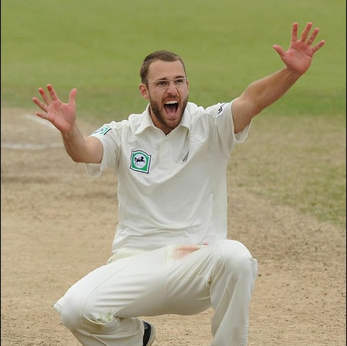 Happy Birthday to Daniel Vettori!