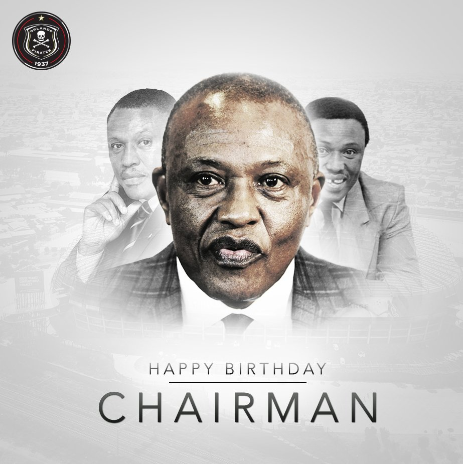 ☠ Wishing our Leader, our Father, our Chairman a very Happy Birthday today! ⚫⚪🔴⭐ #OnceAlways