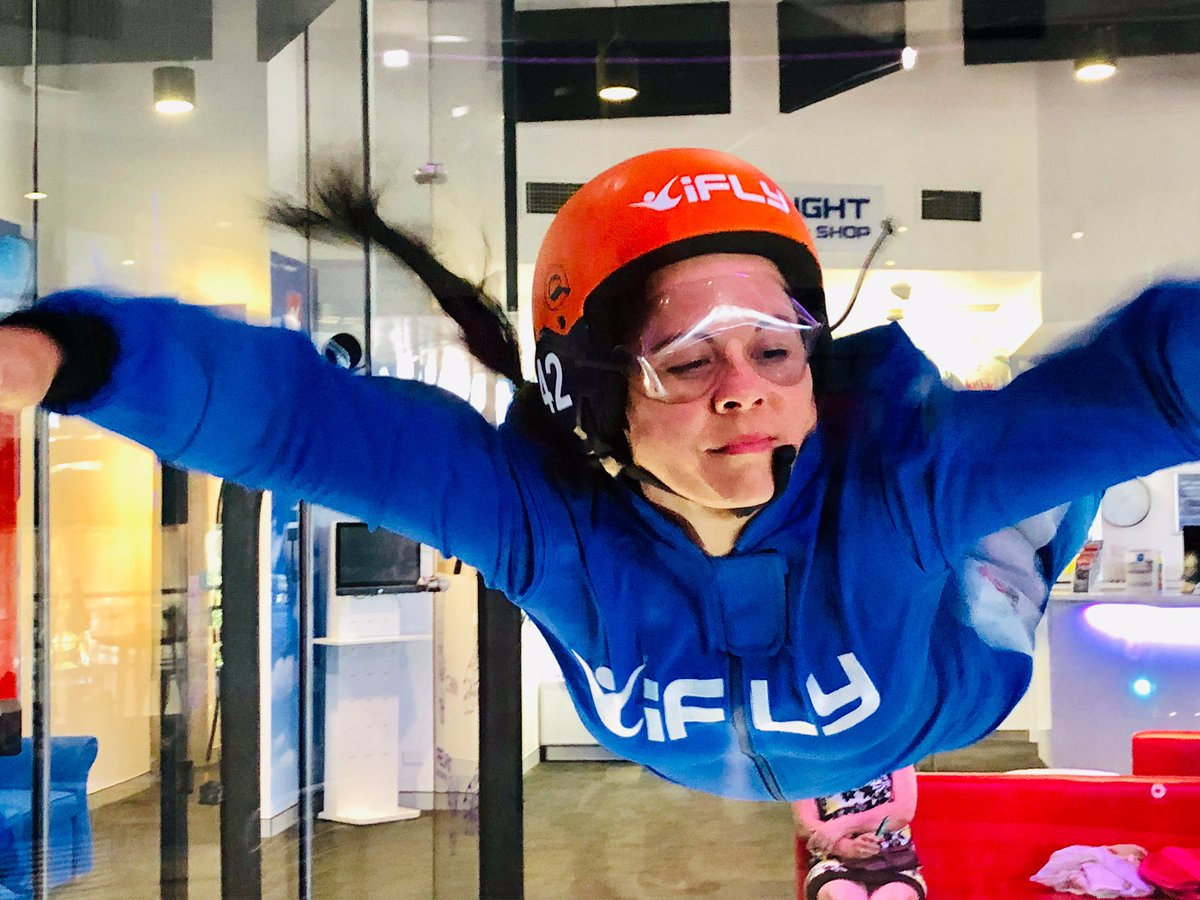 indoorskydiving hashtag on Twitter