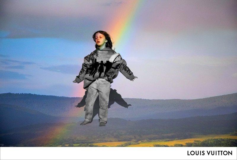 #LouisVuitton Explores Boyhood & Adolescence for Spring '19 Campaign #SS19 @LouisVuitton https://t.co/ScMHwyMEjb