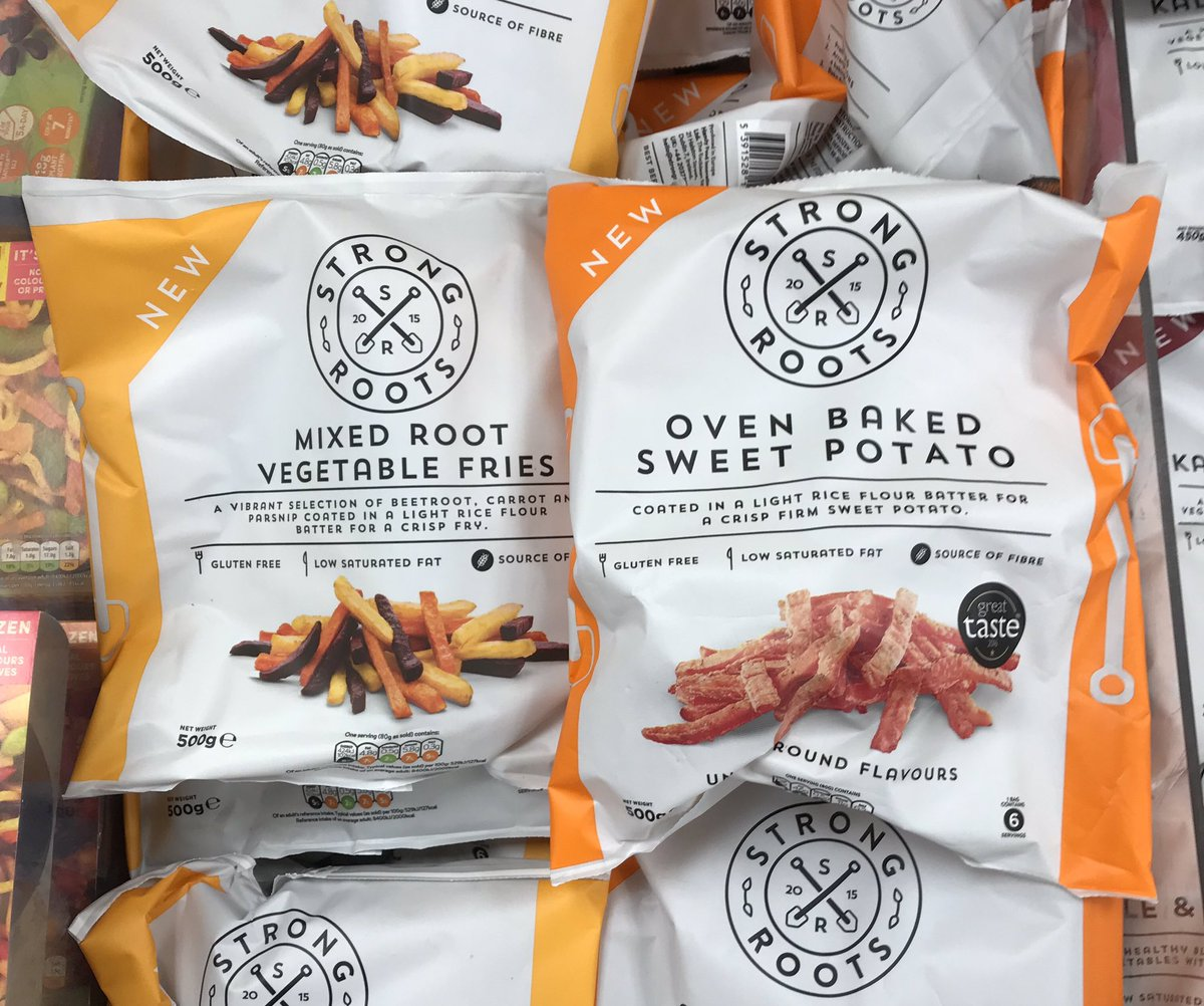 Well This Is New On Twitter Sweet Potato Mixed Root