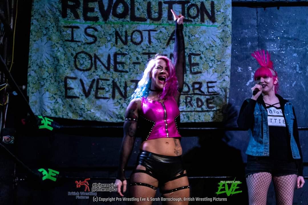 EVE - Women's Pro Wrestling on Twitter:
