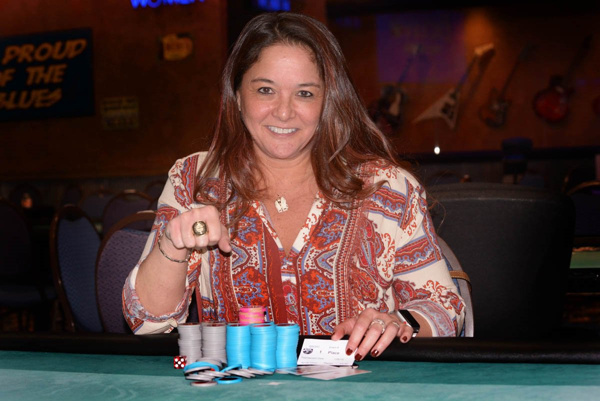 Wsop Twitter Make Your Own Circuit Online Congrats To Regina Ham For Winning Her First In Event11 Horseshoetunica She Defeated 223 Players And Will Be Taking Home 18399