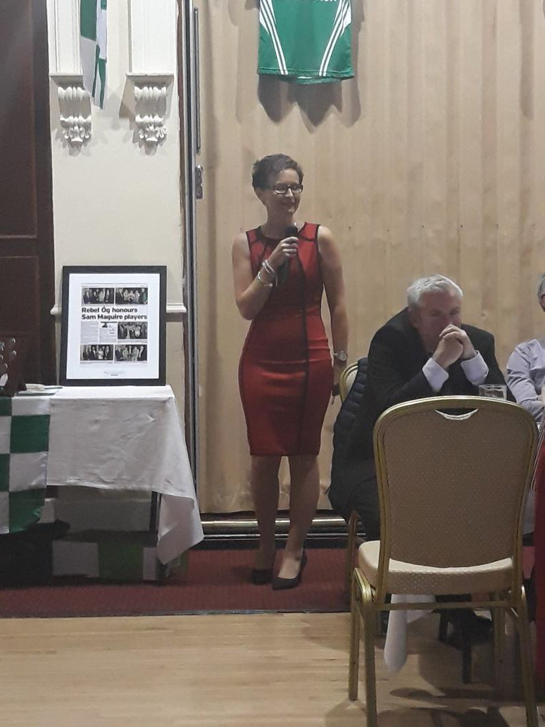 Doheny Dinner Dance - @DohenyLadiesGFC PRO Mairead Mawe
