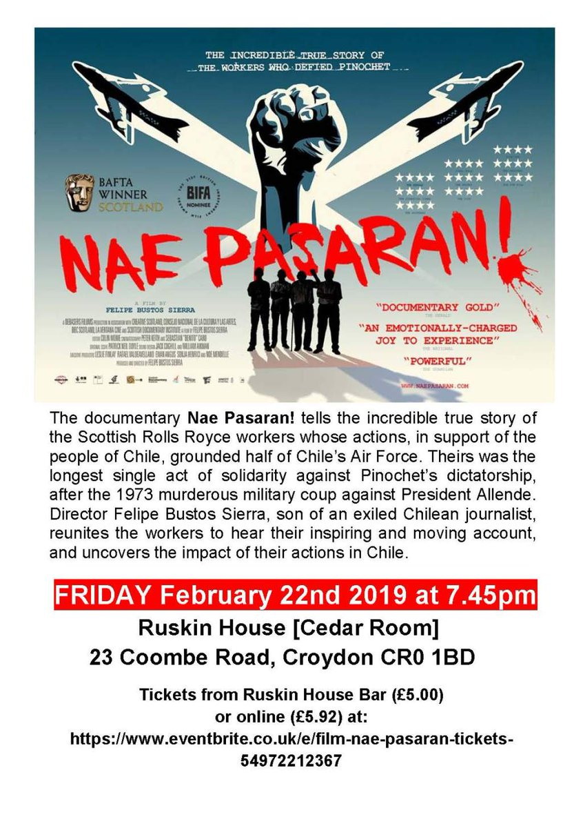 Nae Pasaran In Cinemas Now At Naepasaran Twitter