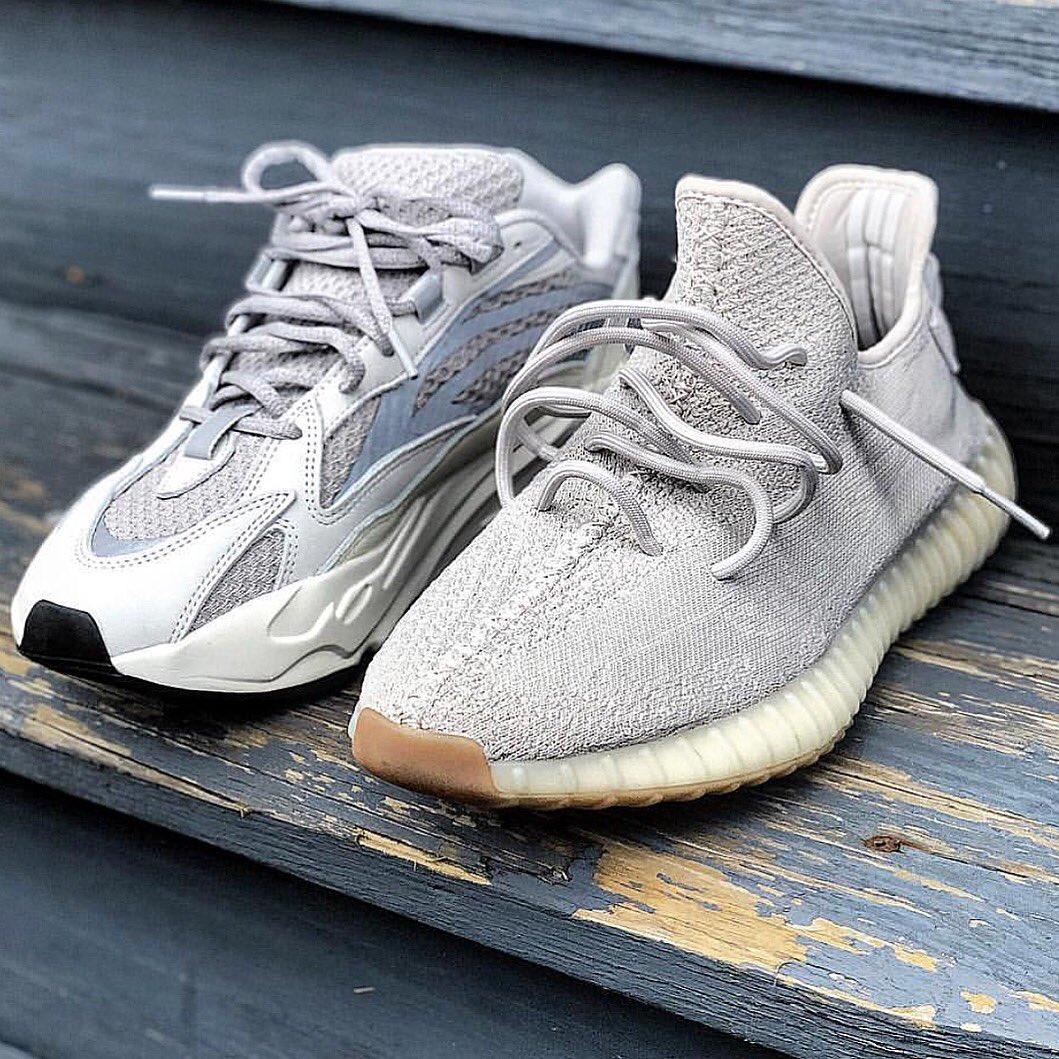 sneakers for cheap b9d8b 3eb50 PrwThitapa Yeezy Boost 350 V2 Sesame SIZE ( UK ) : 3.5 - 12 ...