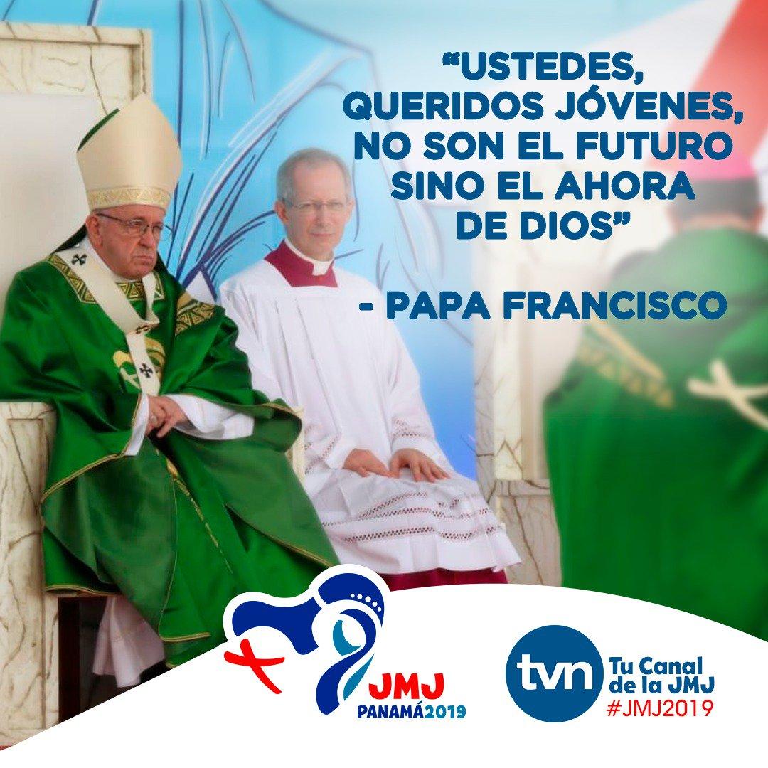 Frases Papa Francisco Misa Envío Campo San Juan Pablo Ii