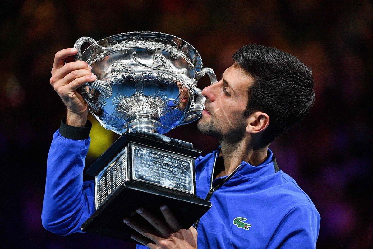 #Djokovic gana a #Nadal y conquista un récord en el #AustralianOpen » https://t.co/kqCKwcz7Sp