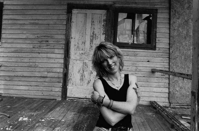 Happy birthday to the musical love of my life, Lucinda Williams !!