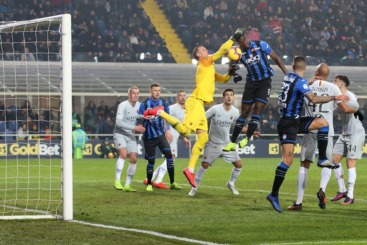 Rainews On Twitter Calcio Serie A Risultati Delle Partite Delle Ore 15 Atalanta Roma 3 3 Bologna Frosinone 0 4 Parma Spal 2 3 Https T Co Ipkkumuzmw Https T Co 9sto52nwjz