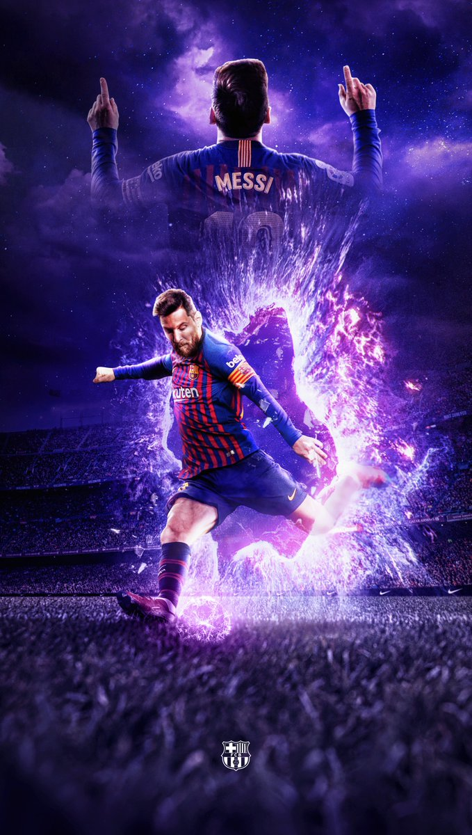 """Ché Heijnen on Twitter: """"""""The Magician""""🔮🎩- Lionel Messi Poster for this  #LaLiga season! Leave a 💜 if you love this design… """""""