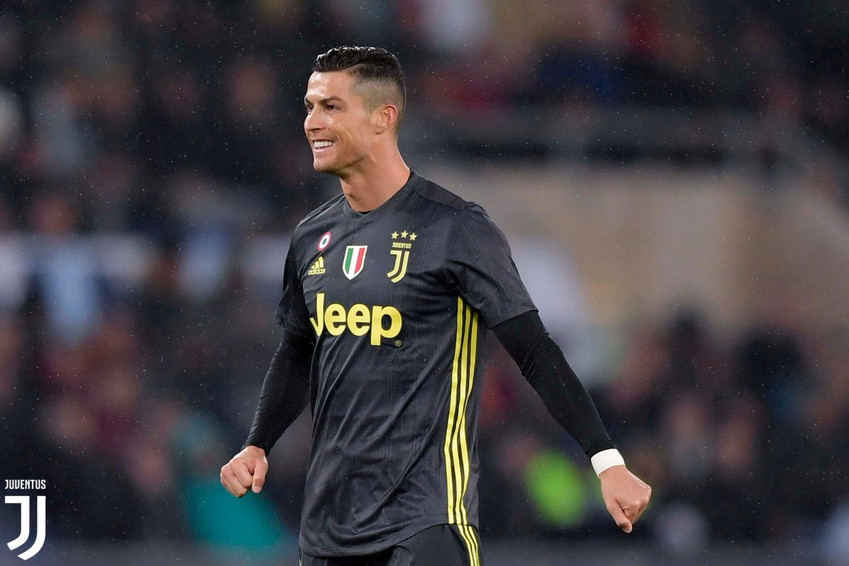 ab8a4582c Cristiano Ronaldo Breaks 23 Years Old Record As Juventus Unbeaten Run In  The Domestic League Continues