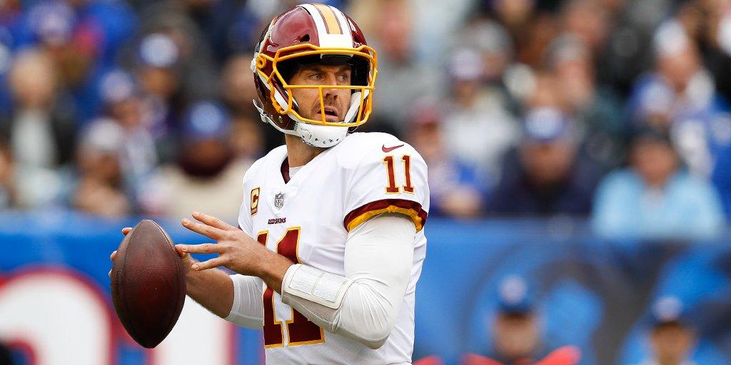 BREAKING: Redskins believe Alex Smith (leg) will miss entire 2019 season, @RapSheet reports  https://t.co/HtZJc6lStE