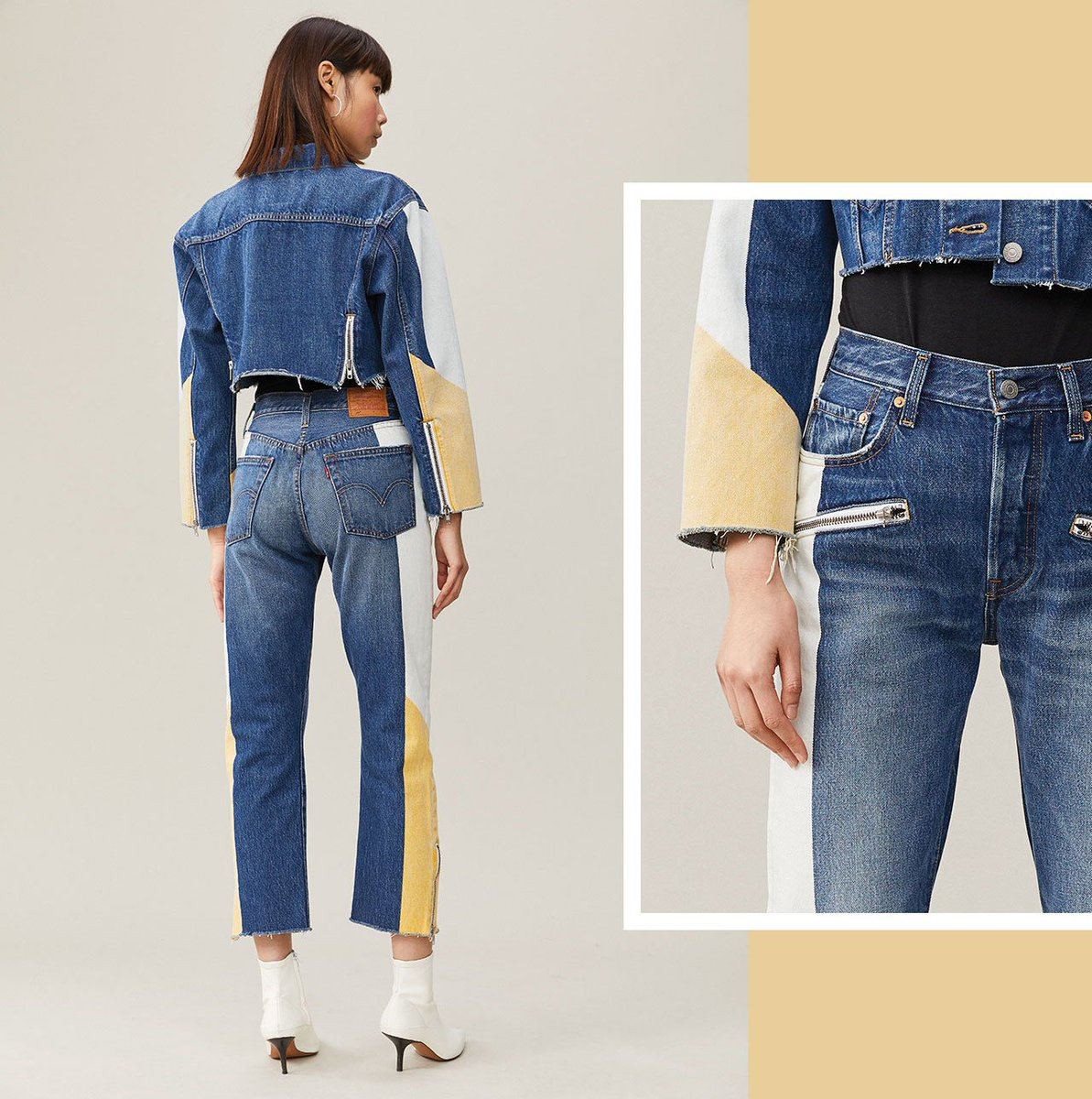 Modern designs. '90s silhouettes. Flashy embellishments. New moto-inspired looks turn some of our most iconic pieces on their heads. Let's go Moto. http://bit.ly/2Th6vz3
