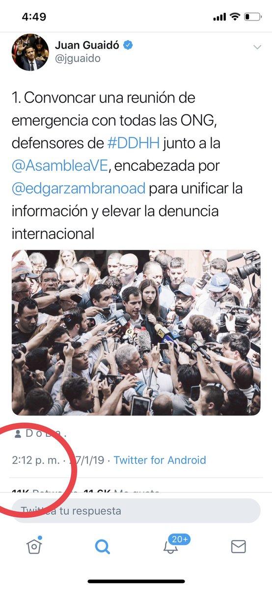 Maduro: Si algo me pasa, ¡retomen el poder y hagan una revolución más radical! - Página 4 Dx8iwKqWwAEQHEo