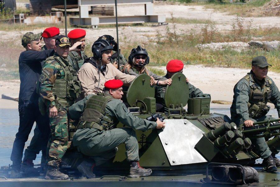 Dictadura de Nicolas Maduro - Página 23 Dx8qXC6XQAAM5Qu