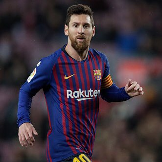 With scoring against Girona, Lionel Messi has reached the same amount of club goals as Cristiano.   Lionel Messi: - 694 games - 589 goals  Cristiano: - 790 games - 589 goals  Lionel Messi reached the milestone in 96 fewer games.