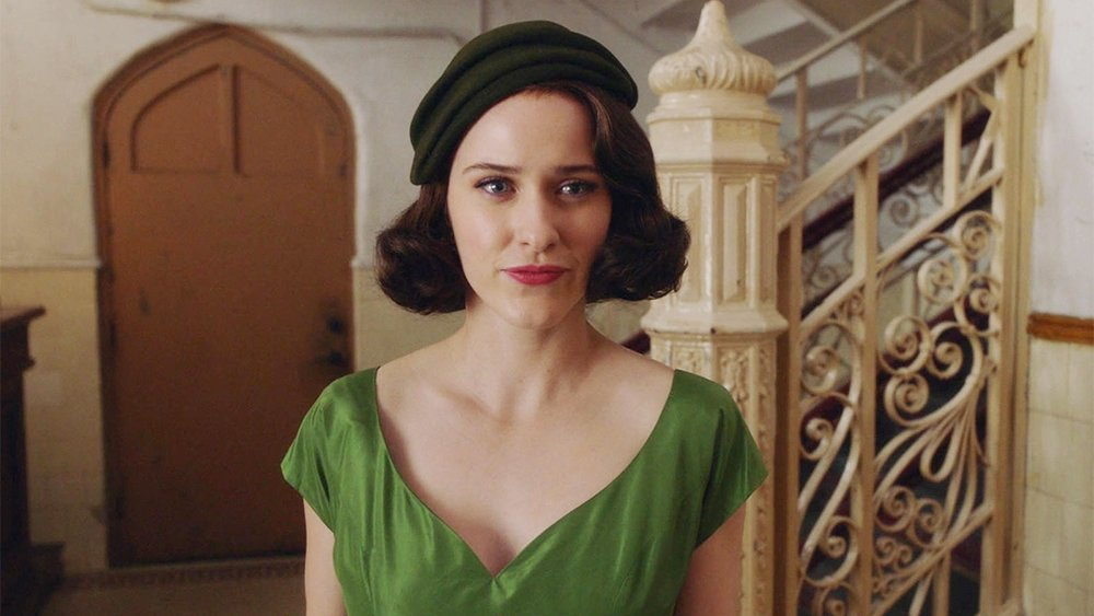 #MarvelousMrsMaisel swept the TV comedy awards at the #SAGAwards  https:// bit.ly/2DARVwE  &nbsp;  <br>http://pic.twitter.com/9XmF2t2DA0
