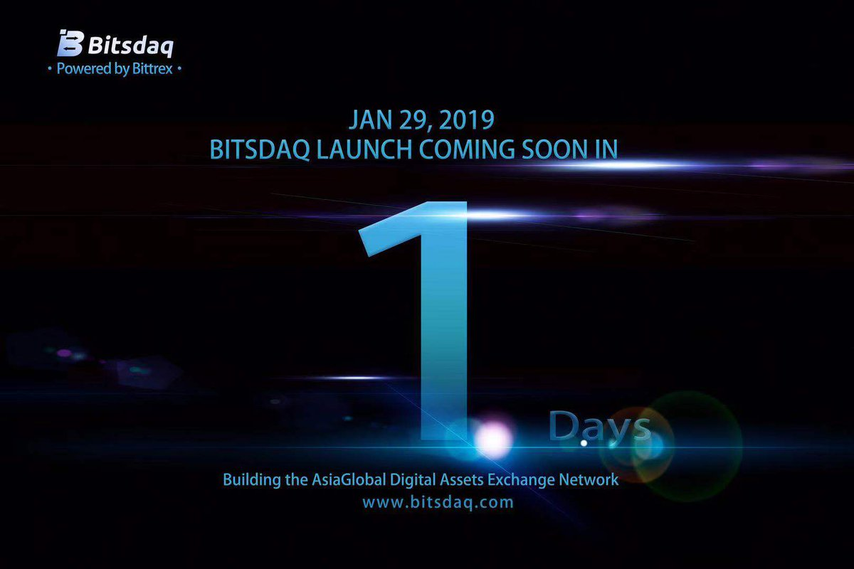 bitsdaq cryptocurrency exchange login