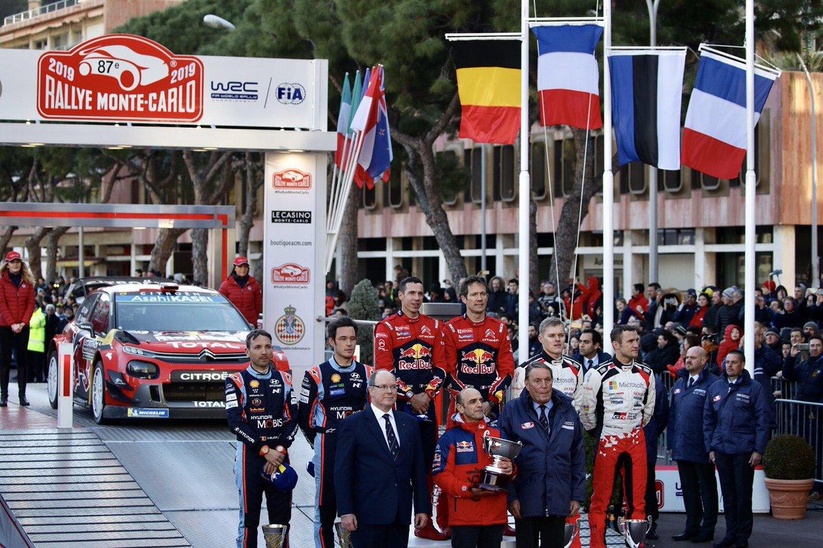 WRC: 87º Rallye Automobile de Monte-Carlo [22-27 de Enero] - Página 19 Dx9Q-eLUUAEX6hj