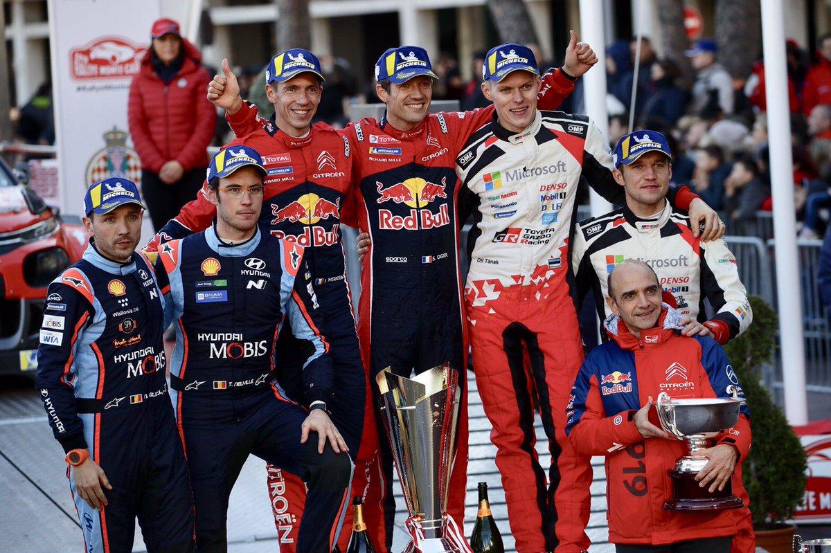 WRC: 87º Rallye Automobile de Monte-Carlo [22-27 de Enero] - Página 19 Dx9Rjx1UcAA_whV