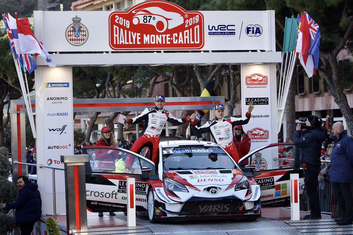 WRC: 87º Rallye Automobile de Monte-Carlo [22-27 de Enero] - Página 19 Dx9SOX9U0AAGSfV