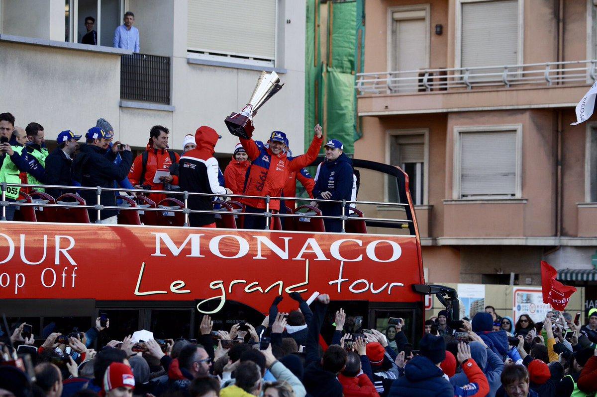 WRC: 87º Rallye Automobile de Monte-Carlo [22-27 de Enero] - Página 19 Dx9Z0cBV4AIG6LL