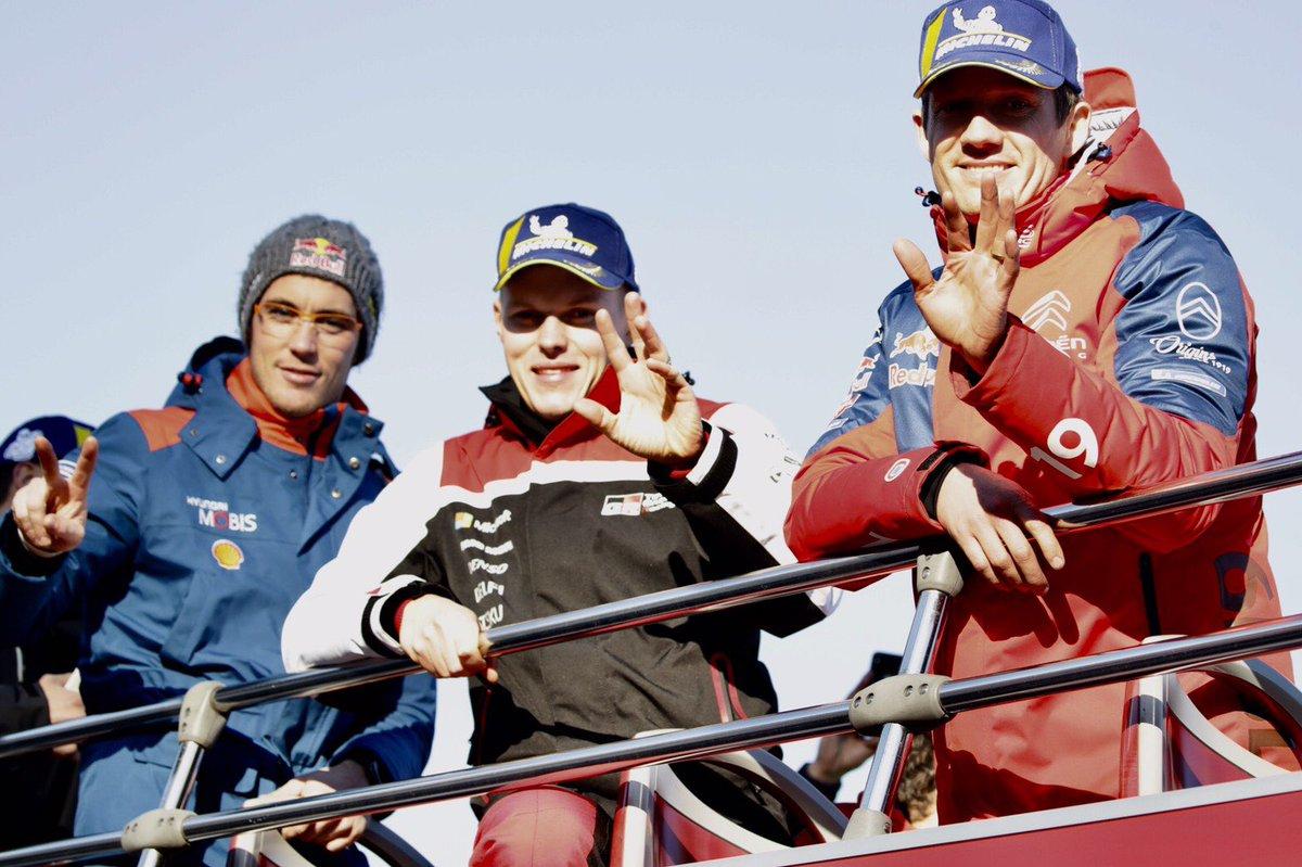 WRC: 87º Rallye Automobile de Monte-Carlo [22-27 de Enero] - Página 19 Dx9ew7lVYAAHPIW