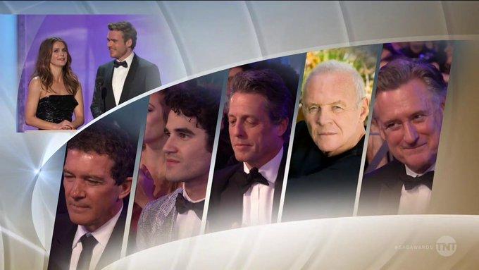 Screen Actors Guild Awards - Page 9 Dx9ledJUYAILt9f