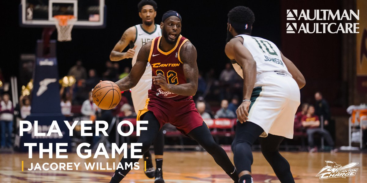Friday night's Aultman/Aultcare Player of the Game | @_JWilliams22