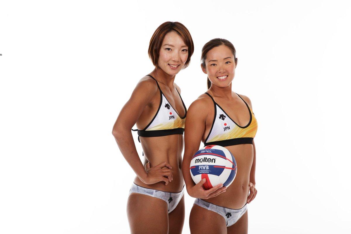 ビーチ バレー 日本 代表