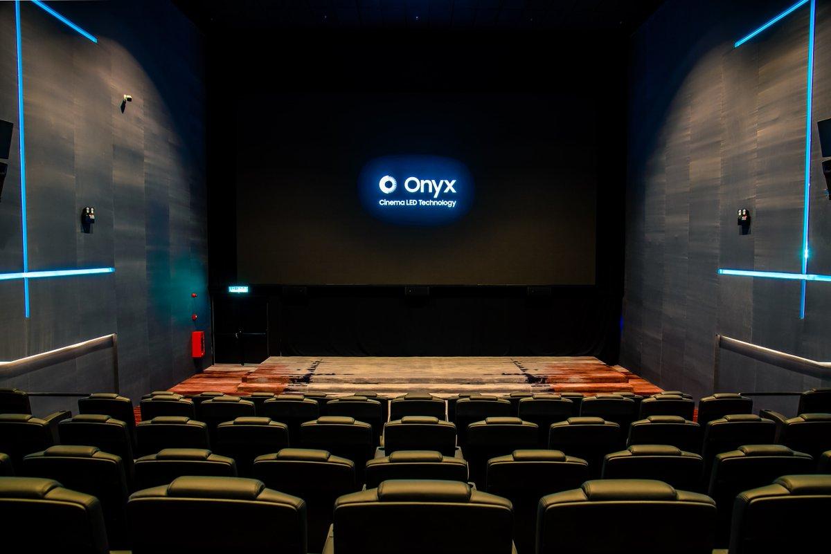 Mbo Cinemas On Twitter Samsung Onyx Hall At Mbo Atria Is The