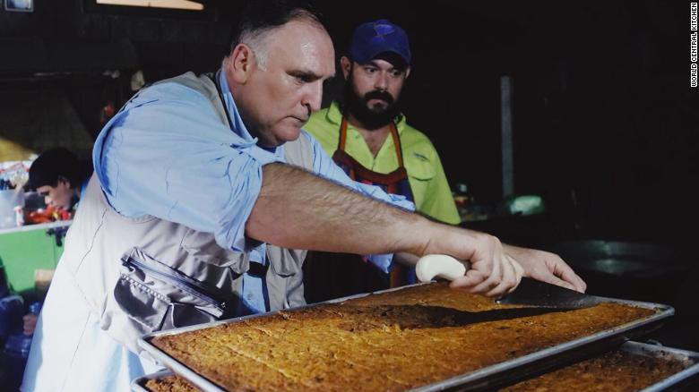 Chef José Andrés is serving free meals daily to furloughed federal workers in Washington https://cnn.it/2DeojoV