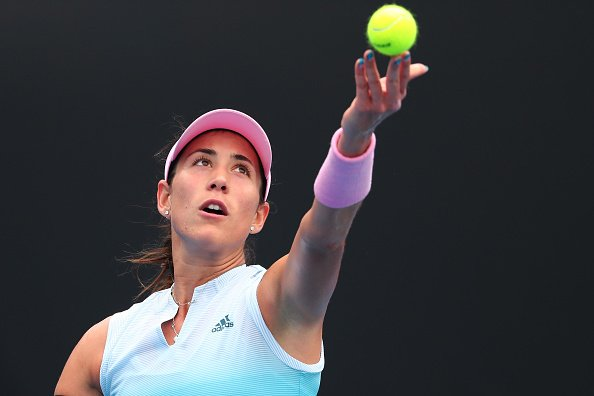 Determined to make an impact in Melbourne after a tough 2018, Garbine #Muguruza is tasked with a difficult R2 on Thursday night vs Johanna #Konta Read more > Photo