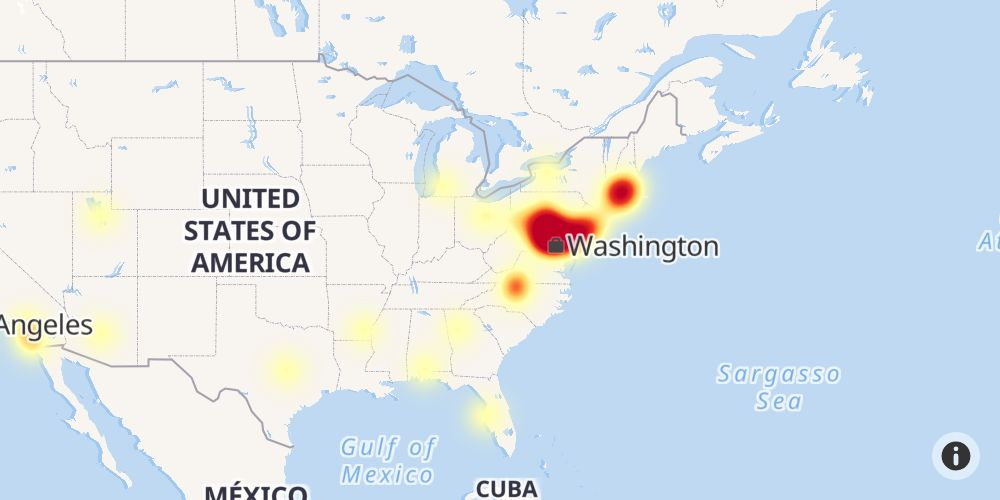 Outage Report on Twitter: