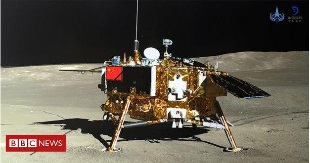 Por que nascimento de broto de planta na Lua anunciado pela China é um marco importante para a exploração espacial https://t.co/JrAu5eOgnK #espaço