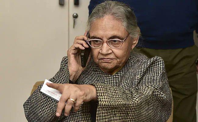 Sheila Dikshit cites Rajiv Gandhi to dismiss talk of alliance with AAP https://t.co/YelnHTDiN5