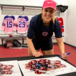 #PinkInTheRink Twitter Photo