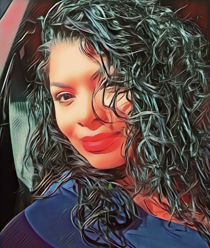 Love #myfollowers @edcaptions edited one of my photos. I look like a #comicbook character 😍 what would my super power be🤔