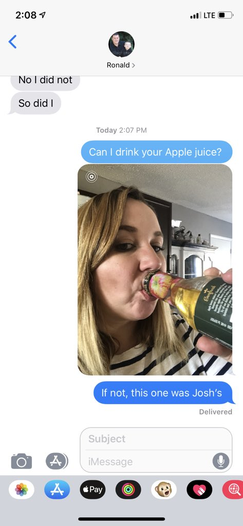Evaluating whether my husband misses out or my kid does when I want to drink one of the two juices in the fridge. #greatparenting #winning #MomLife<br>http://pic.twitter.com/FANqrvreyu