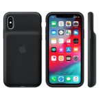 #Apple silently launches $129 battery cases for #iPhoneXR #iPhoneXs #iPhoneXsMax which also supports wireless charging. Ex: Internet Use, Battery Boost: #iPhoneXs ~21 hrs (12 hrs w/o case) #iPhoneXsMax ~20 hrs (13 hrs w/o case) #iPhoneXr ~22 hrs (15 hrs w/o case)