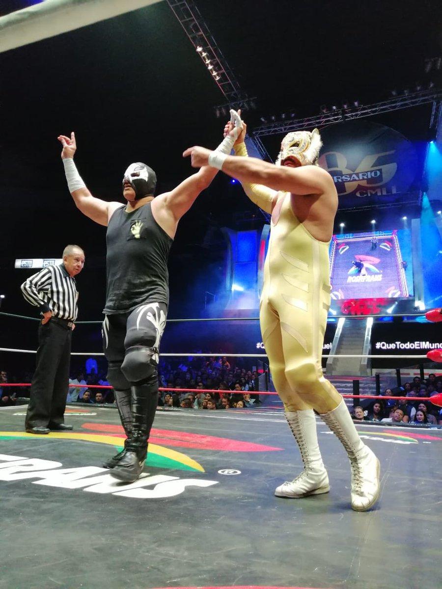 CMLL: Una mirada semanal al CMLL (Del 10 al 16 de enero de 2019) 15