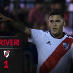 1-0 a Nacional Twitter Photo
